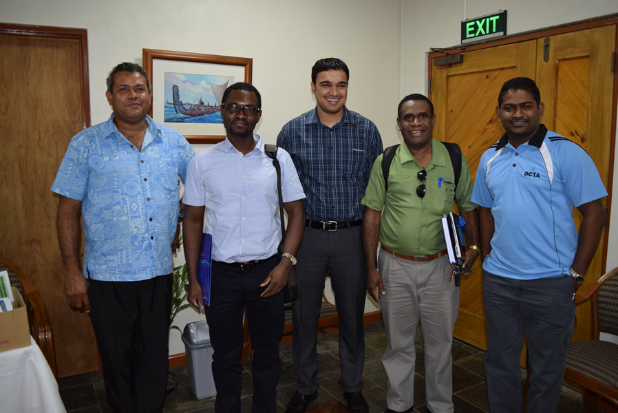 11 May 2015 - SPEITT Meetings -Suva 13