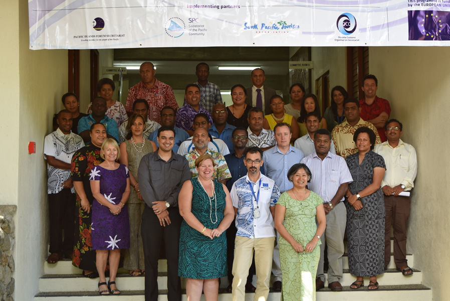 11 May 2015 - SPEITT Meetings -Suva 24