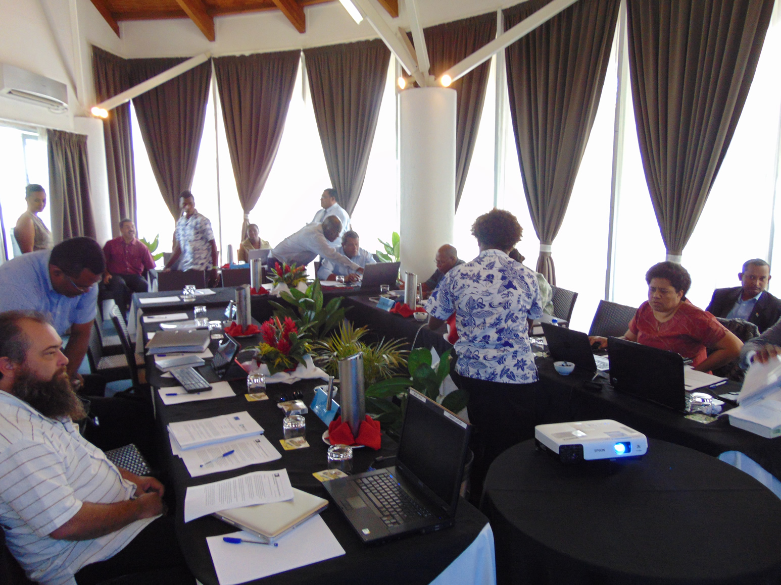 15 - 16 Oct 2015 - Trade Working Group - Port Vila 5
