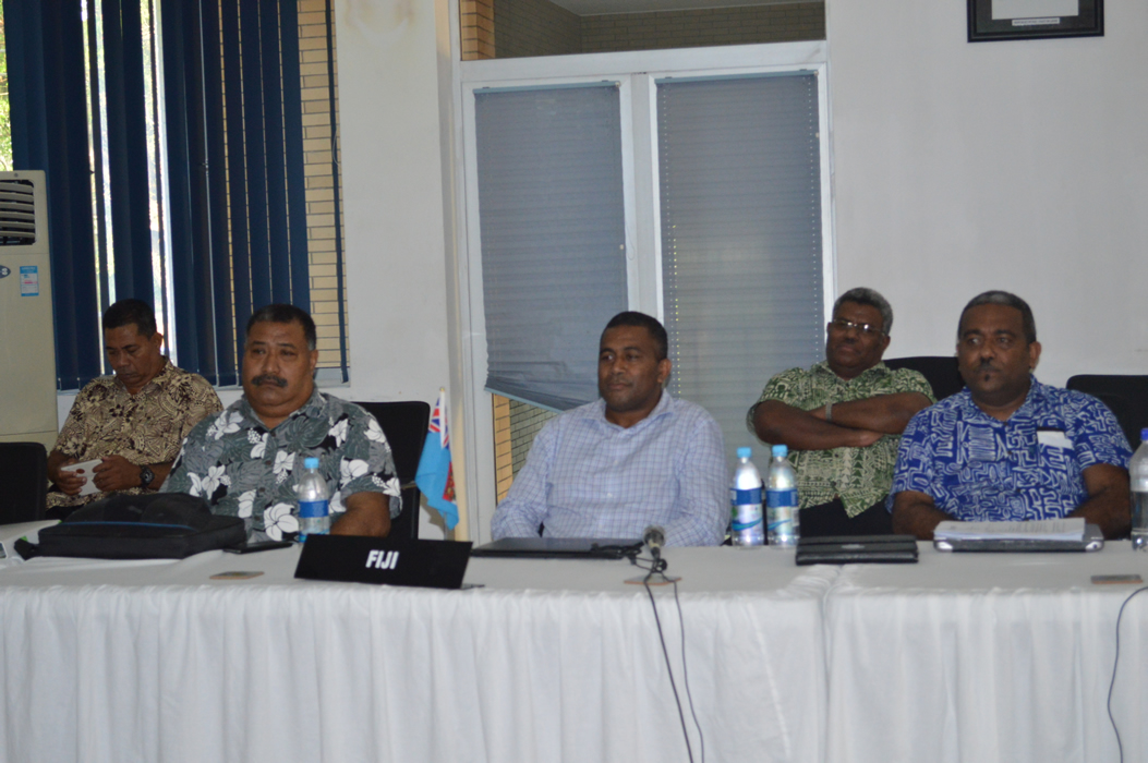 20 Apr 2015 - 10th SCLII Meeting in Port Vila 1