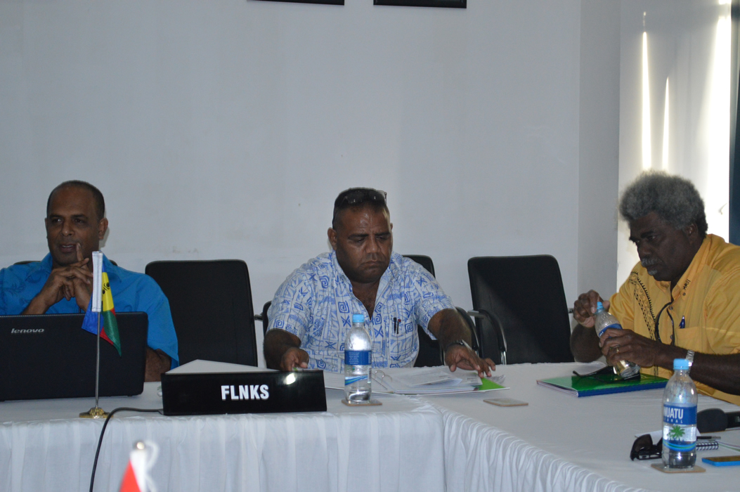 20 Apr 2015 - 10th SCLII Meeting in Port Vila 15