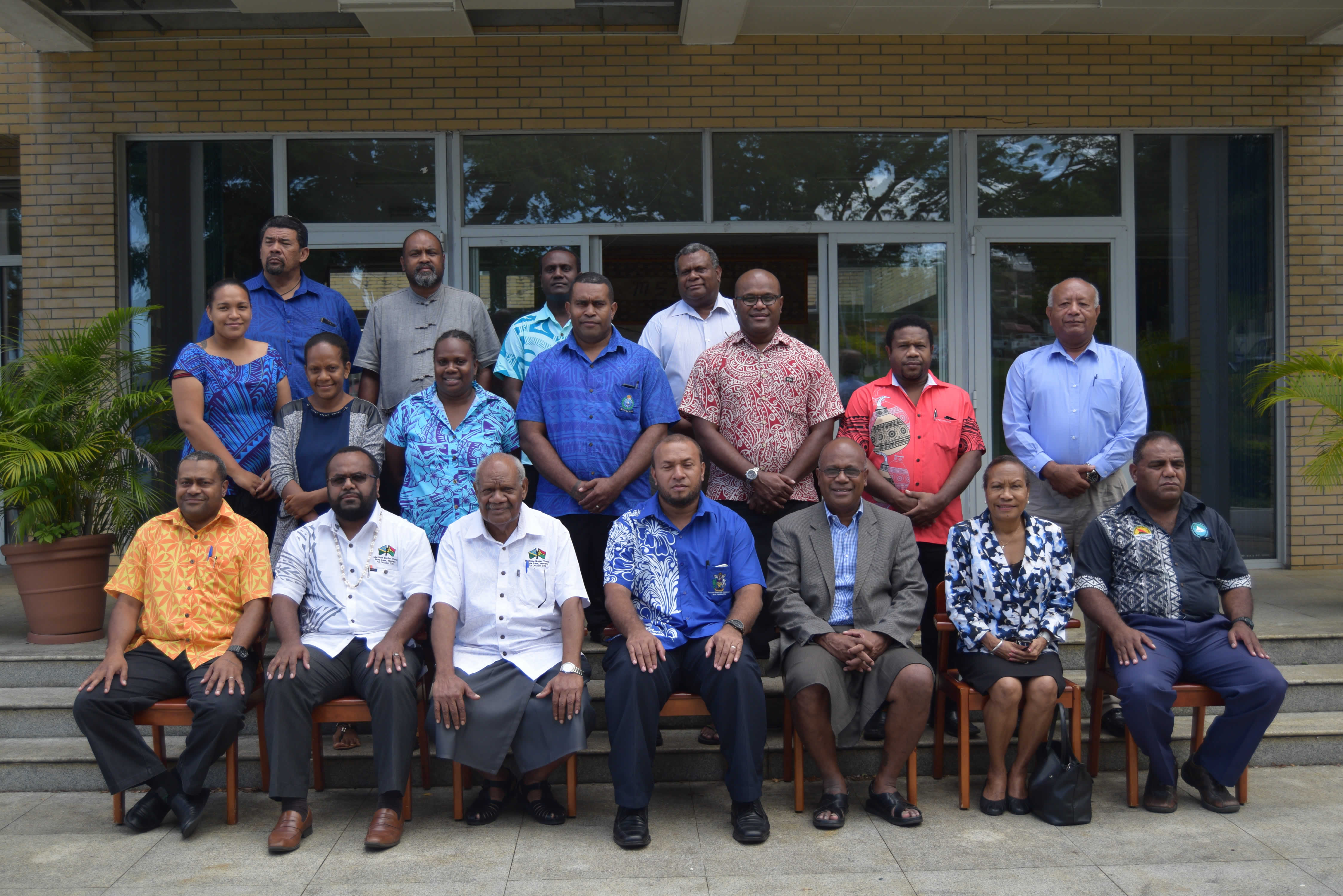 23 Nov 2016 - SCLII Meeting Port Vila