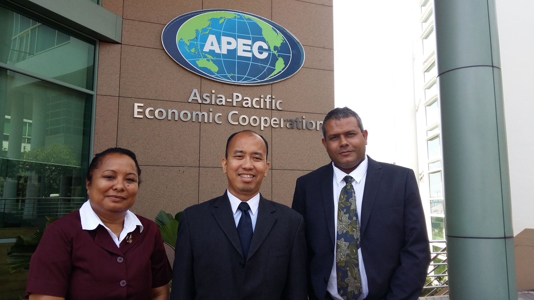 APEC Meeting - MSG Travel Card 3