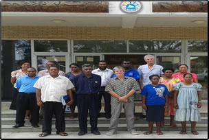 National Stakeholder Consultation on MSG Inshore Fisheries Education Project in Vanuatu 2