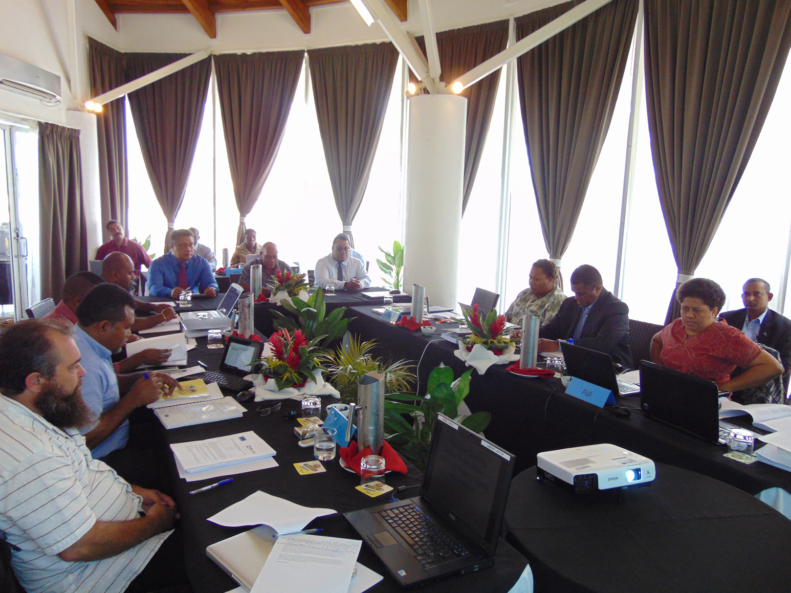 15 - 16 Oct 2015 - Trade Working Group - Port Vila 6