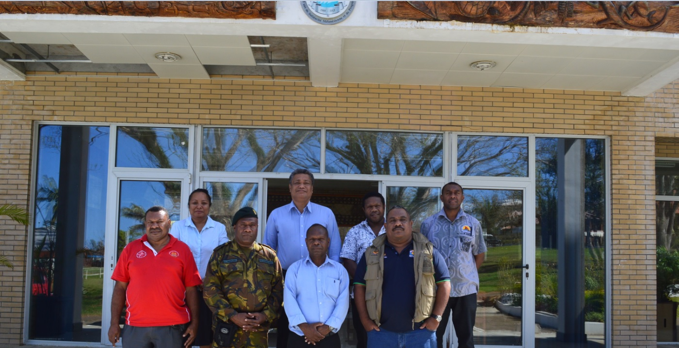 30 Mar 2015 - PNG Cyclone PAM Assesment Team 3