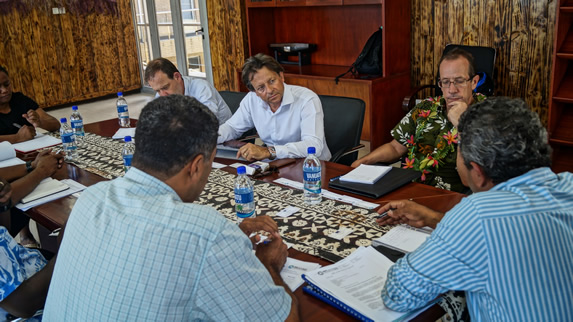 16 March 2016 - EU Ambassador to the Pacific Visit 9