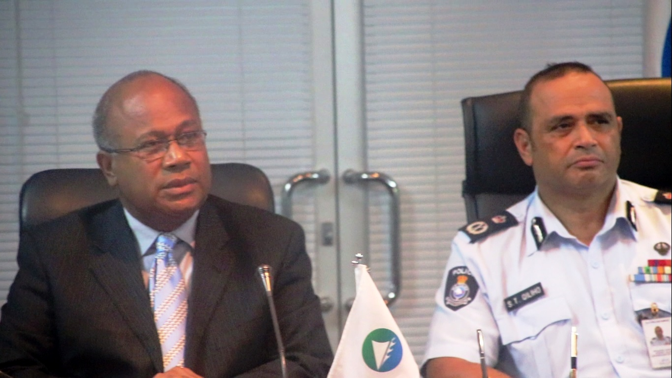 Fiji Police to send officer for MSG Secondment
