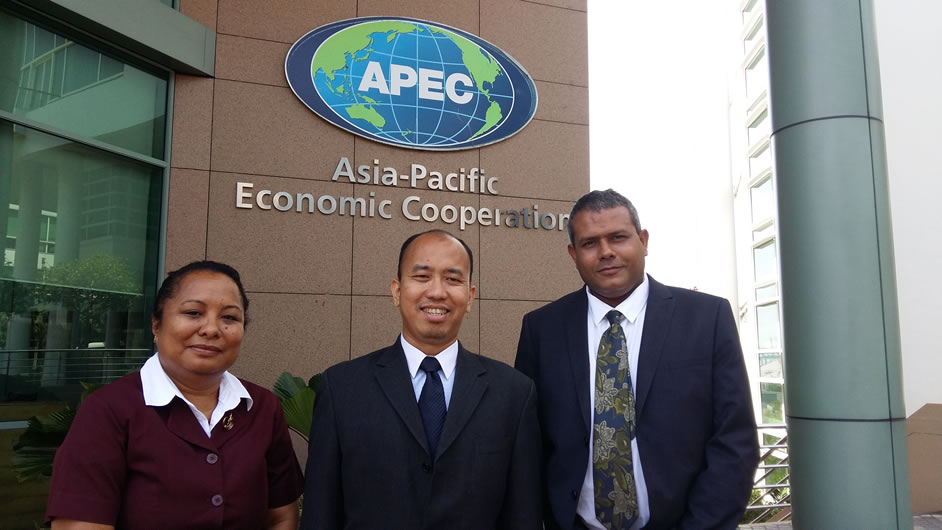 APEC Meeting - MSG Travel Card 2